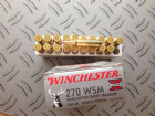 Winchester .270 WSM x 20 rounds